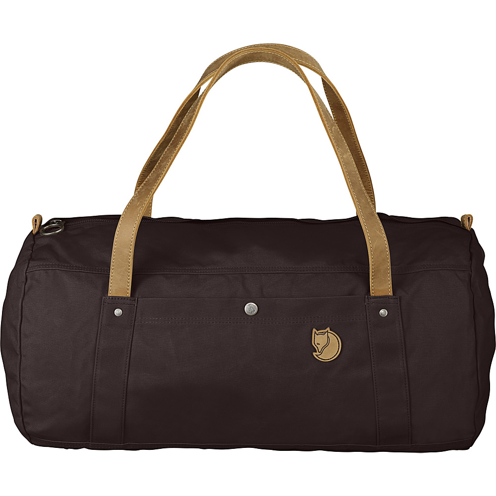 Fjallraven Duffel No.4 Large Hickory Brown - Fjallraven Travel Duffels - Duffels, Travel Duffels