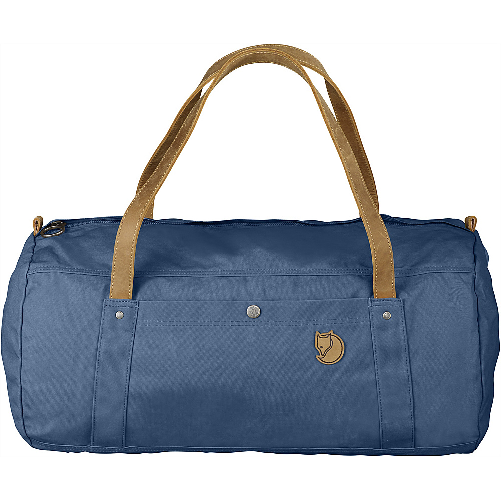 Fjallraven Duffel No.4 Large Blue Ridge - Fjallraven Travel Duffels - Duffels, Travel Duffels