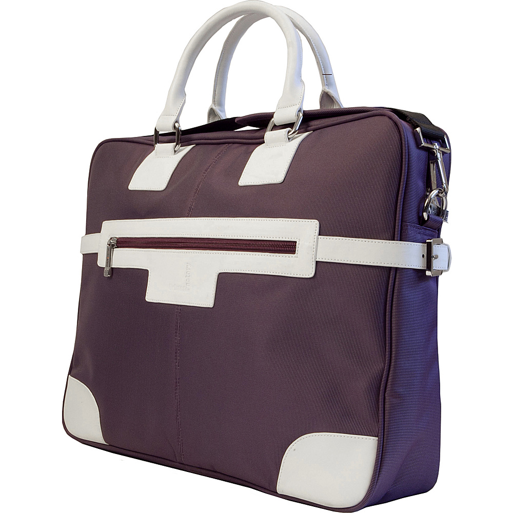 Urban Factory Vicky s Bag Purple Urban Factory Non Wheeled Business Cases