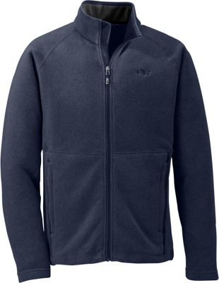 Outdoor Research Mens Longhouse Jacket Night – Extra Large - Outdoor Research Men's Apparel