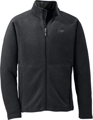 Outdoor Research Mens Longhouse Jacket Black – Large - Outdoor Research Men's Apparel