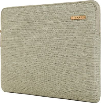 Incase Slim Sleeve 12 inch MacBook Heather Khaki - Incase Electronic Cases