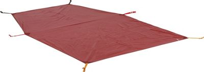 Big Agnes Battle Mountain 2 Person Footprint Red - Big Agnes Outdoor Accessories