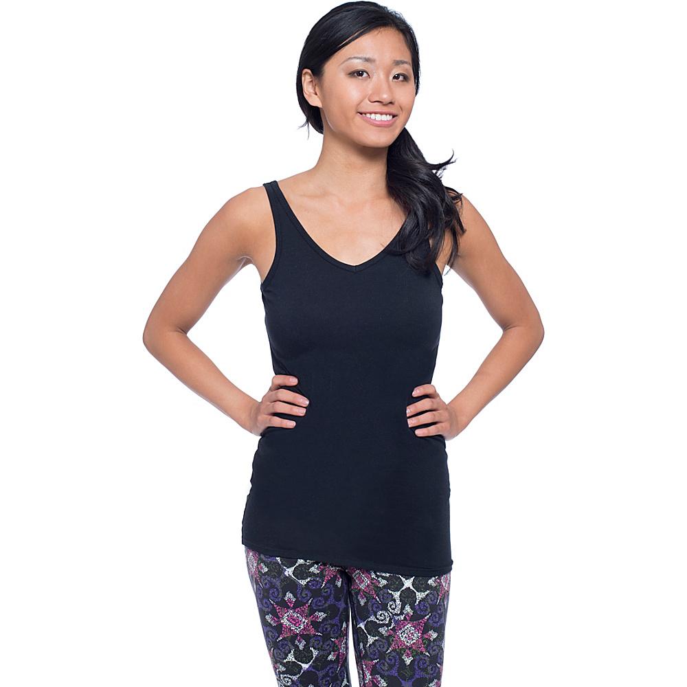 Soybu Lola Tank L - Black - Soybu Womens Apparel - Apparel & Footwear, Women's Apparel