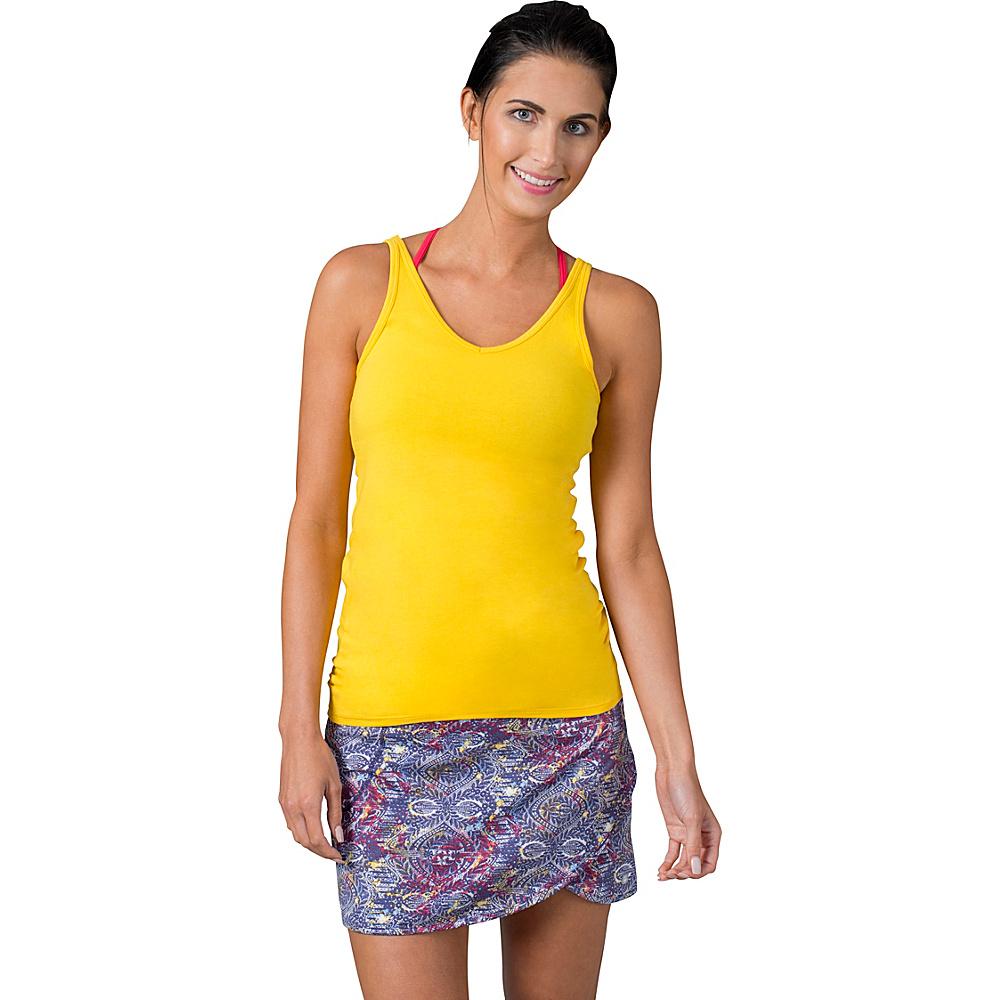 Soybu Lola Tank XS - Mimosa - Soybu Womens Apparel - Apparel & Footwear, Women's Apparel