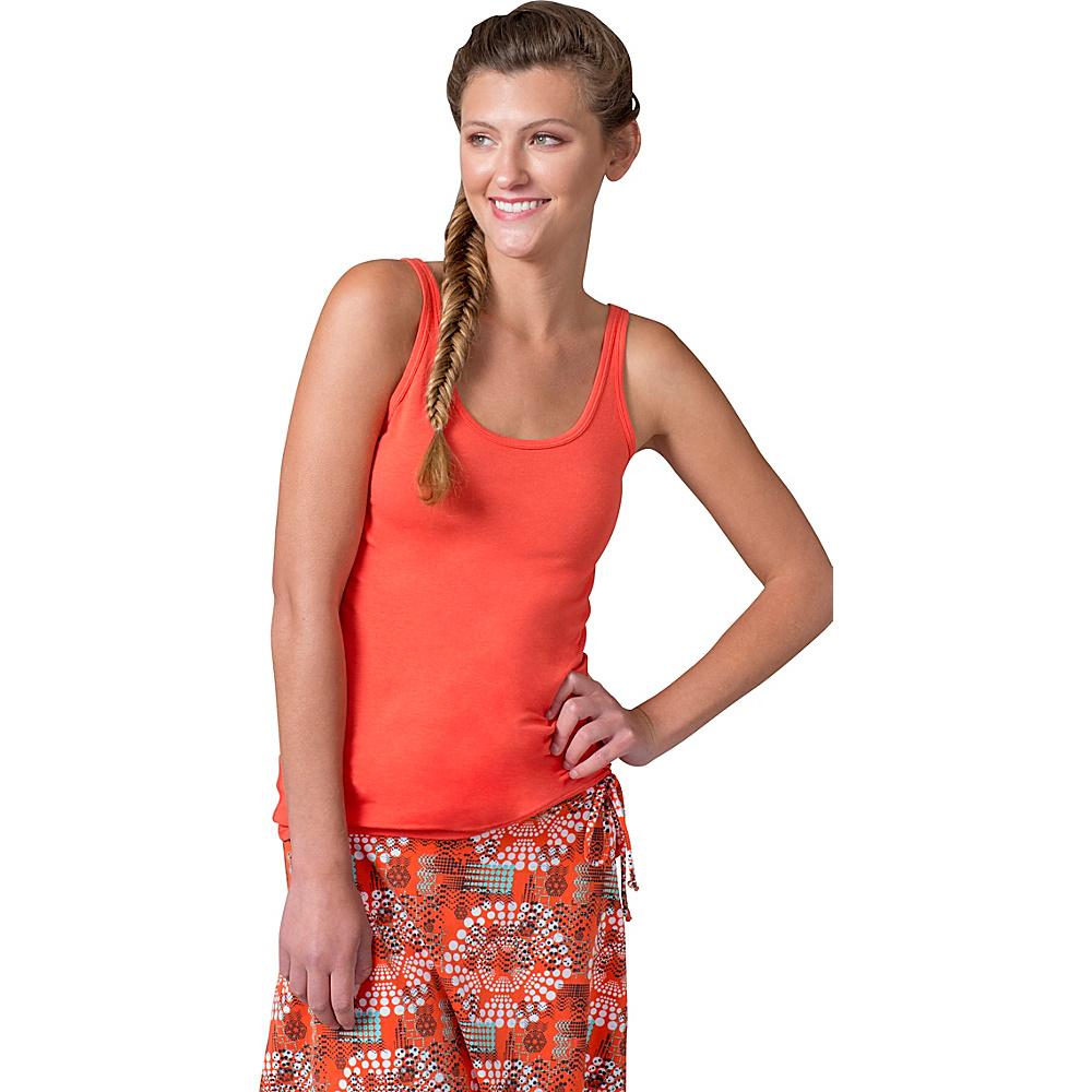 Soybu Lola Tank XS - Red Poppy - Soybu Womens Apparel - Apparel & Footwear, Women's Apparel