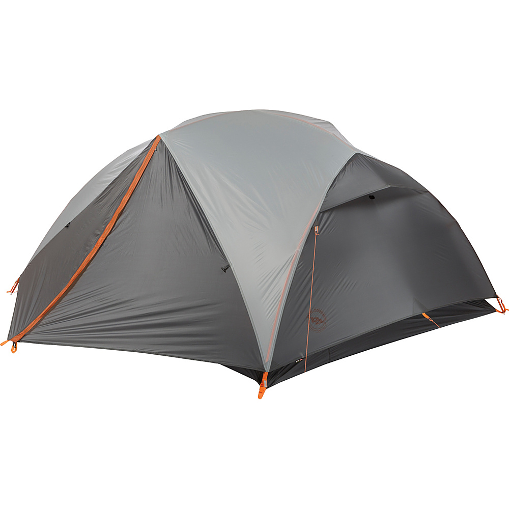 Big Agnes Copper Spur UL 3 Person Tent Terra Cotta Silver Big Agnes Outdoor Accessories