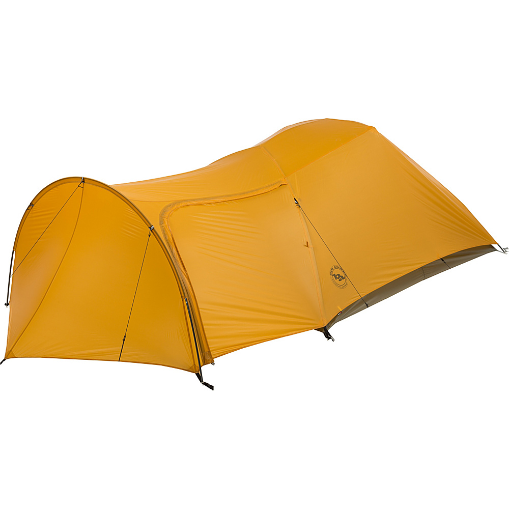 Big Agnes Slater UL 3 Person Tent Gold Gray 3 Person Big Agnes Outdoor Accessories