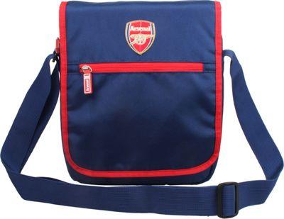 Image of Arsenal Team Shoulder Bag Blue - Arsenal Team Men's Bags