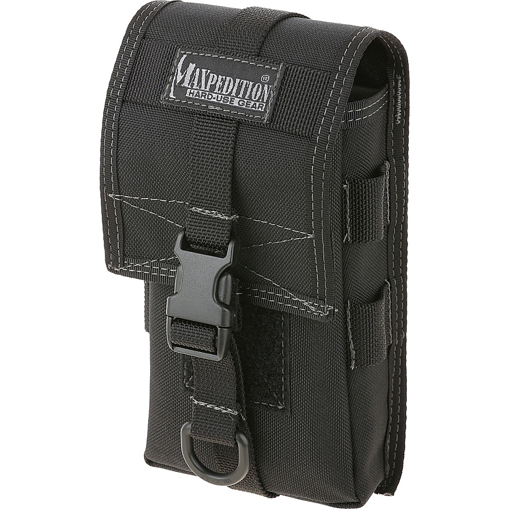 Maxpedition TC 3 Pouch Black Maxpedition Waist Packs