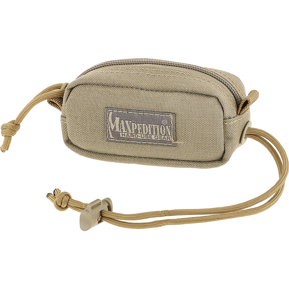 Maxpedition Cocoon E.D.C. Khaki Maxpedition Men s Wallets