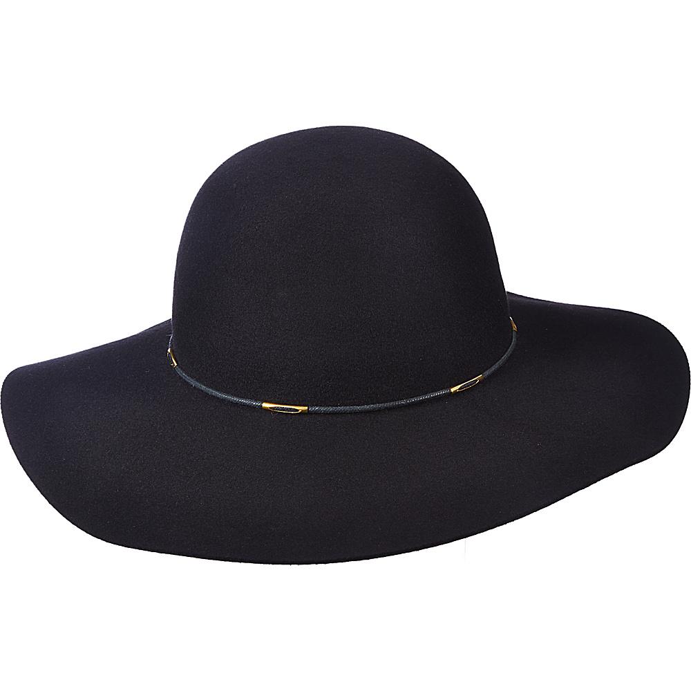 Scala Hats Felt Floppy Hat Black Scala Hats Hats Gloves Scarves
