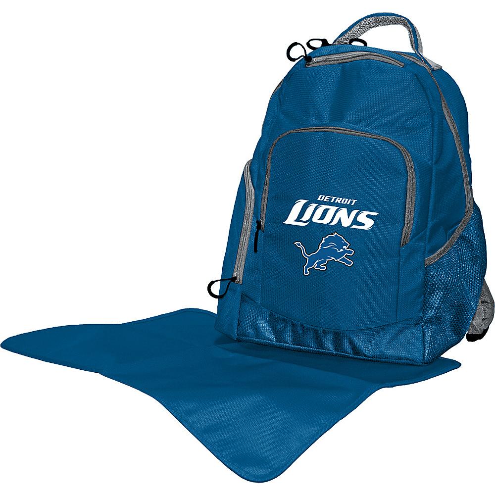 Lil Fan NFL Backpack Detroit Lions - Lil Fan Diaper Bags & Accessories