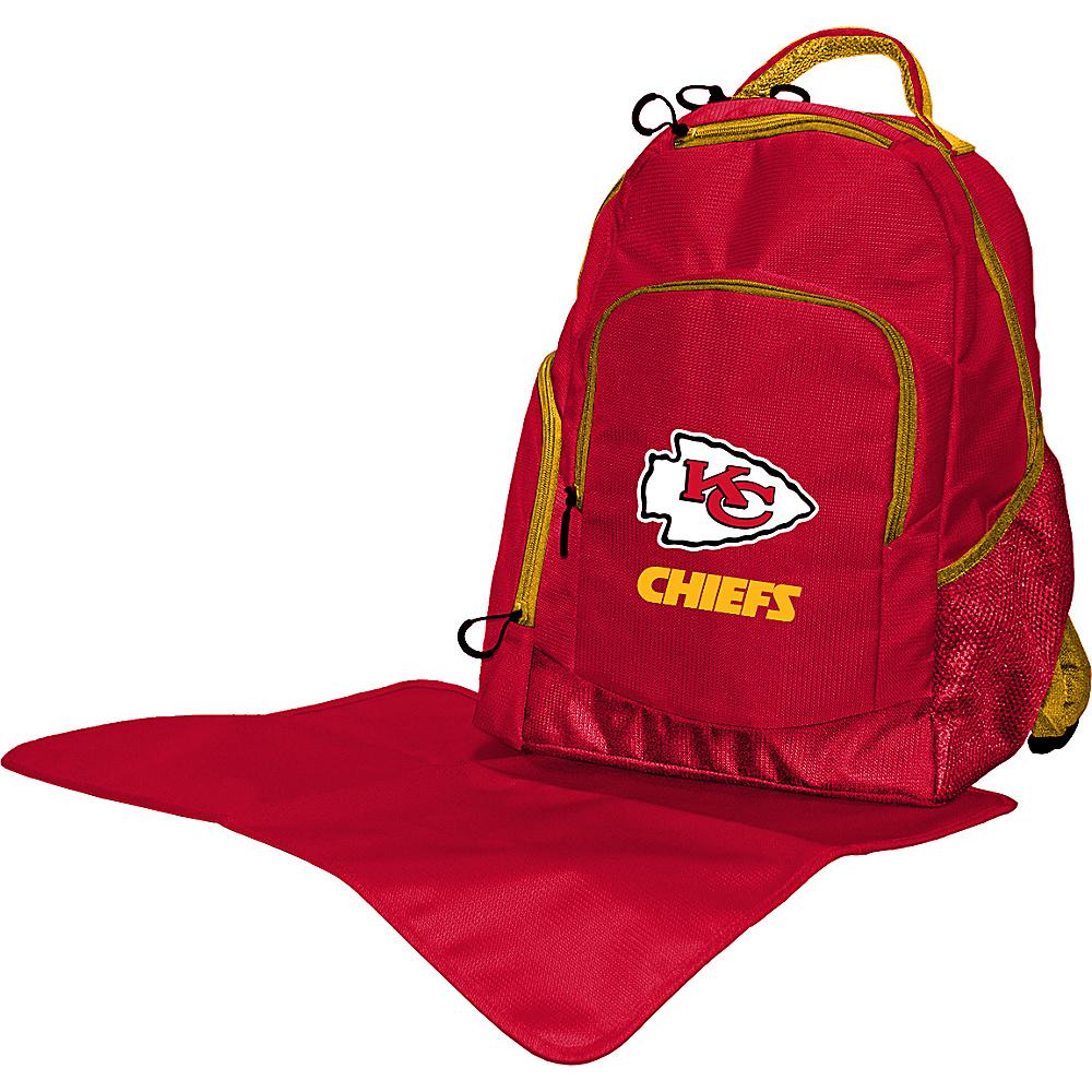 Lil Fan NFL Backpack Kansas City Chiefs - Lil Fan Diaper Bags & Accessories