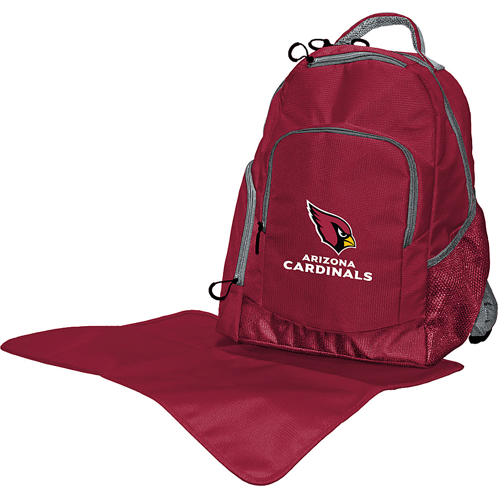 Lil Fan NFL Backpack Arizona Cardinals - Lil Fan Diaper Bags & Accessories