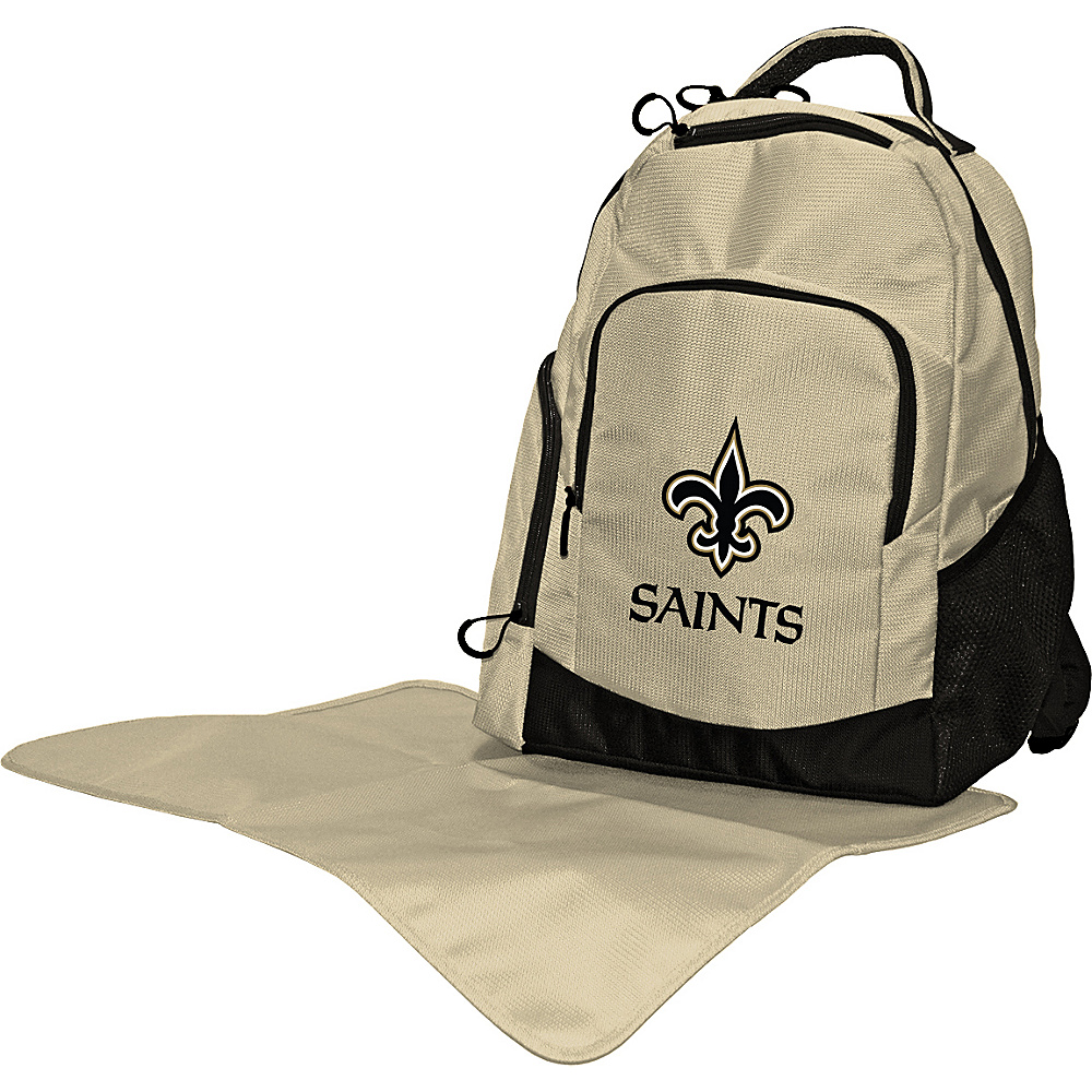 Lil Fan NFL Backpack New Orleans Saints - Lil Fan Diaper Bags & Accessories
