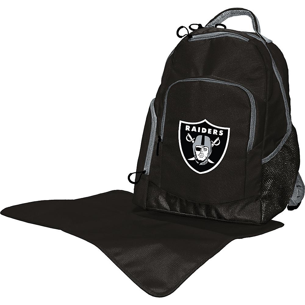 Lil Fan NFL Backpack Oakland Raiders - Lil Fan Diaper Bags