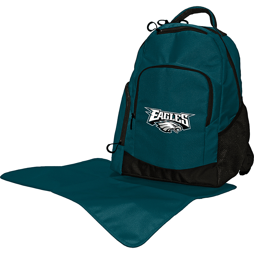 Lil Fan NFL Backpack Philadelphia Eagles - Lil Fan Diaper Bags