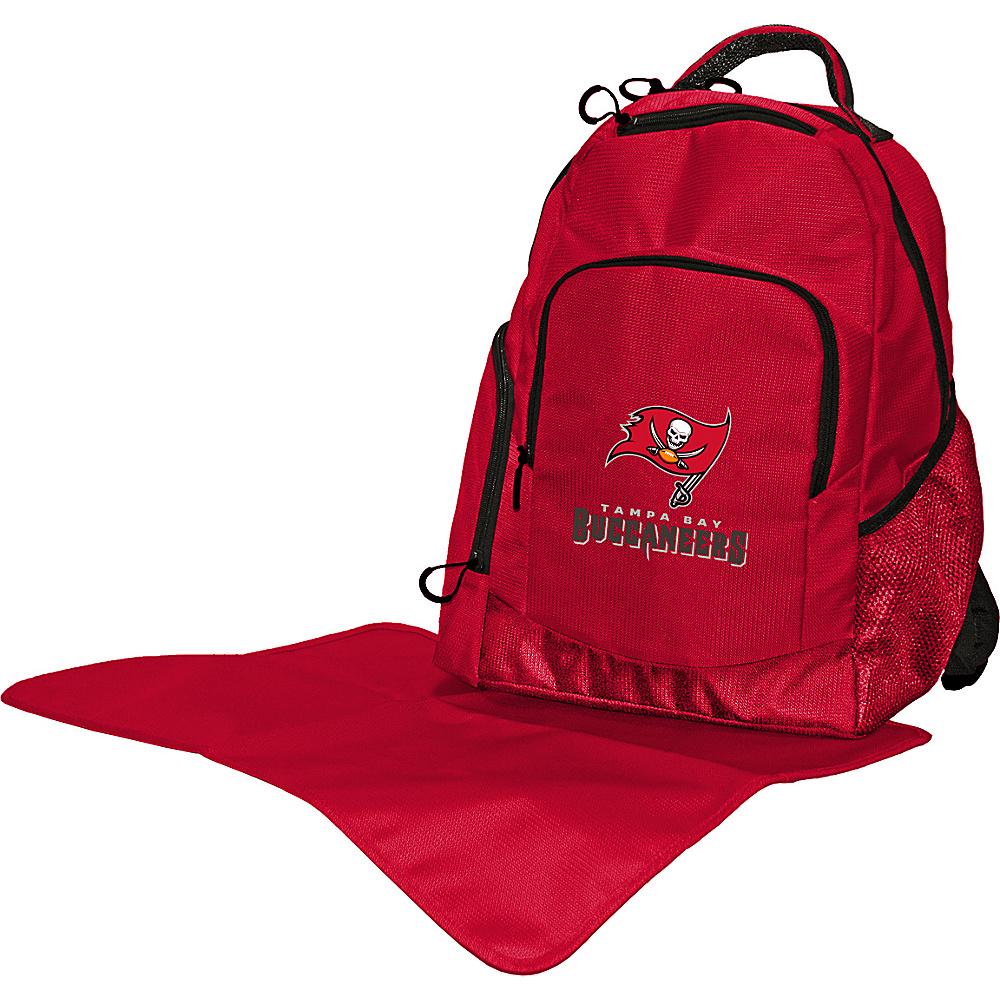 Lil Fan NFL Backpack Tampa Bay Buccaneers - Lil Fan Diaper Bags & Accessories