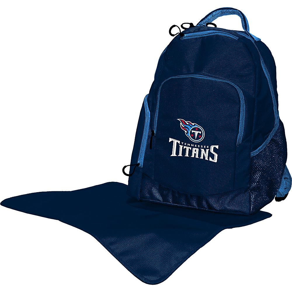 Lil Fan NFL Backpack Tennessee Titans - Lil Fan Diaper Bags & Accessories