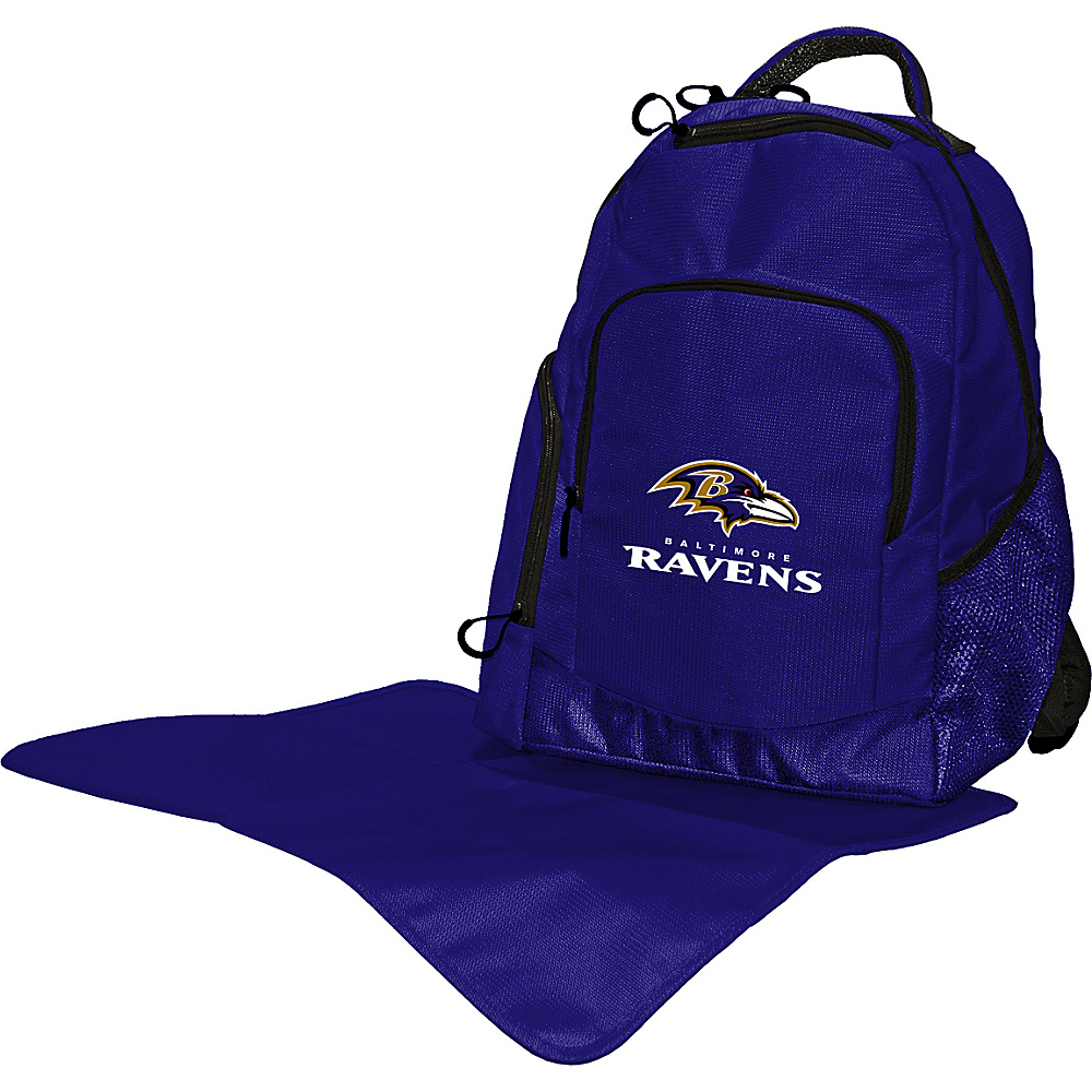 Lil Fan NFL Backpack Baltimore Ravens - Lil Fan Diaper Bags & Accessories