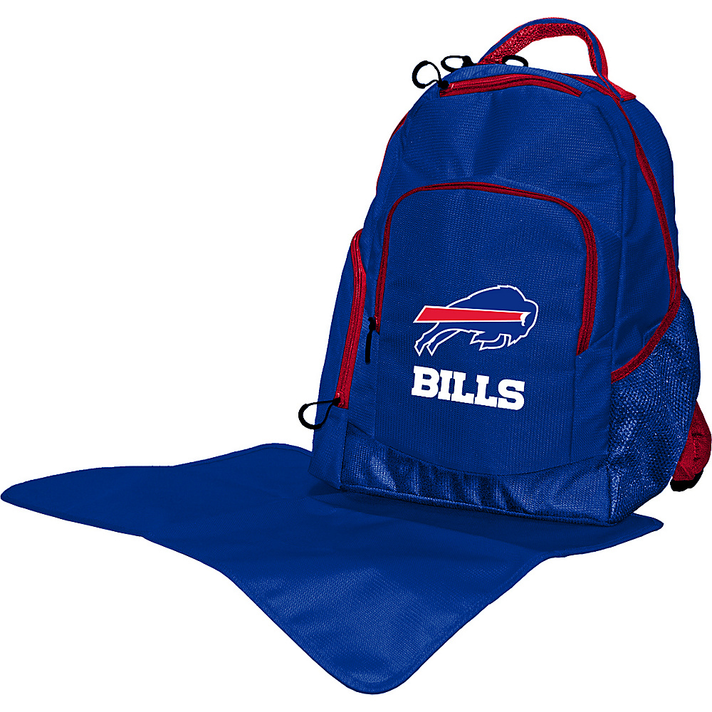 Lil Fan NFL Backpack Buffalo Bills - Lil Fan Diaper Bags & Accessories