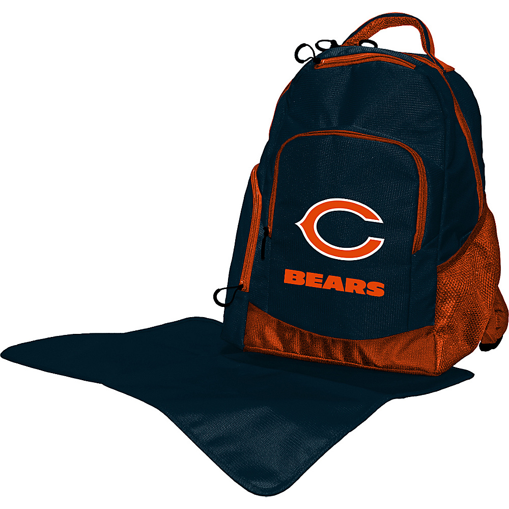 Lil Fan NFL Backpack Chicago Bears - Lil Fan Diaper Bags