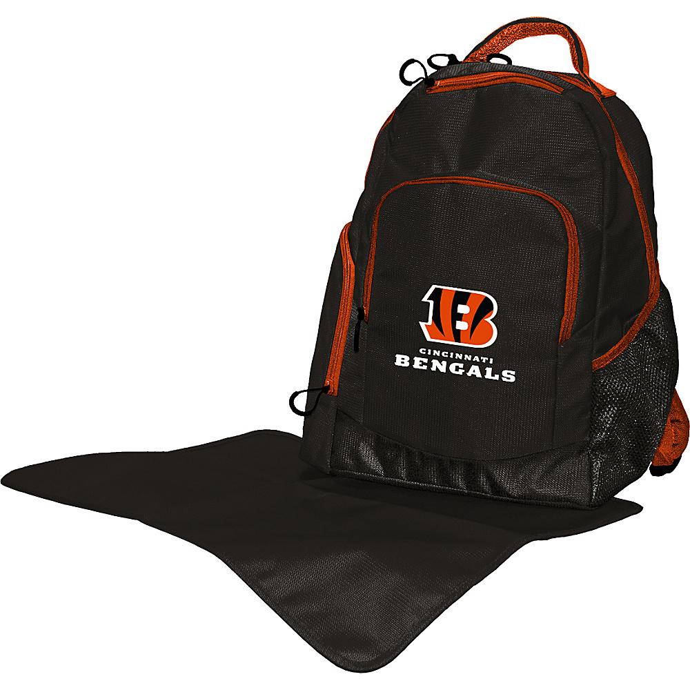 Lil Fan NFL Backpack Cincinnati Bengals - Lil Fan Diaper Bags & Accessories