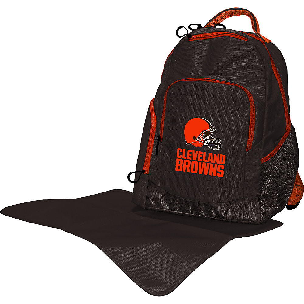 Lil Fan NFL Backpack Cleveland Browns - Lil Fan Diaper Bags & Accessories