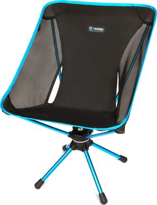 Helinox Swivel Chair Black - Helinox Outdoor Accessories