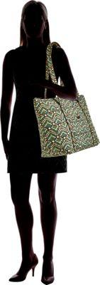 Vera Bradley Miller Bag Rumba - Vera Bradley Fabric Handbags