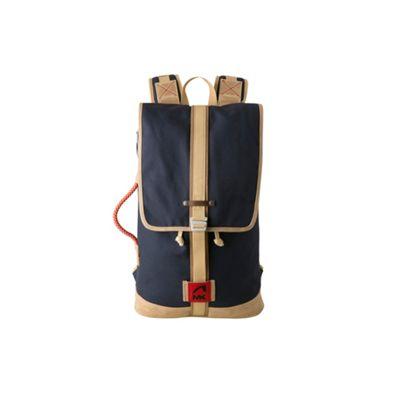Mountain Khakis Flat Pack Bag Navy - Mountain Khakis Everyday Backpacks