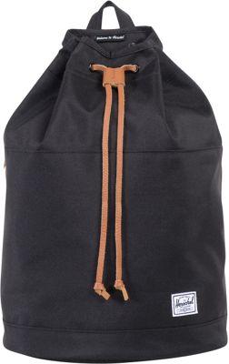 Herschel Supply Co. Hanson Backpack Black 300D - Herschel Supply Co. Everyday Backpacks