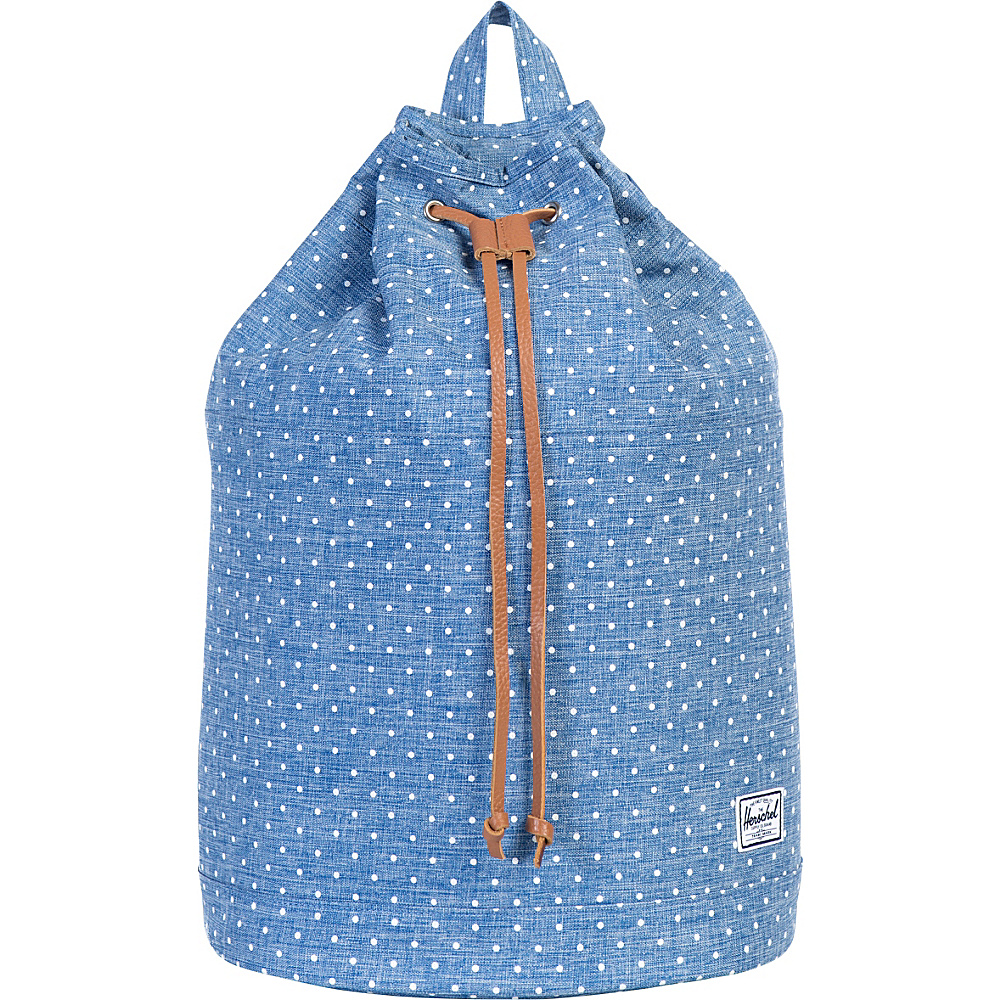 Herschel Supply Co. Hanson Backpack Limoges Crosshatch White Polka Dot Herschel Supply Co. Everyday Backpacks