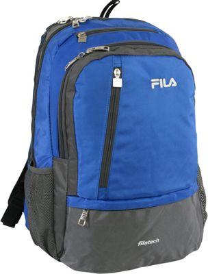 Fila Duel Tablet and Laptop Backpack Blue - Fila Business & Laptop Backpacks