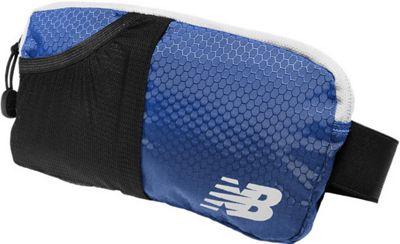 New Balance Performance Waist Pack Electric Blue - New Balance Waist Packs