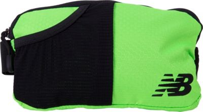 New Balance New Balance Performance Waist Pack Energy Lime - New Balance Waist Packs