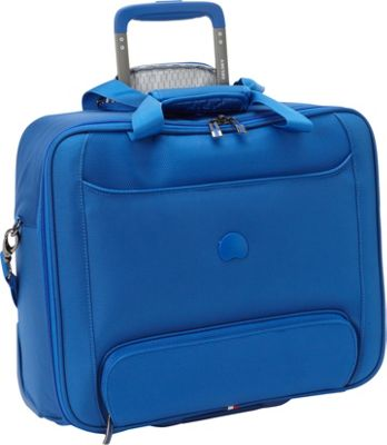 Delsey Chatillon Trolley Tote Royal Blue - Delsey Luggage Totes and Satchels
