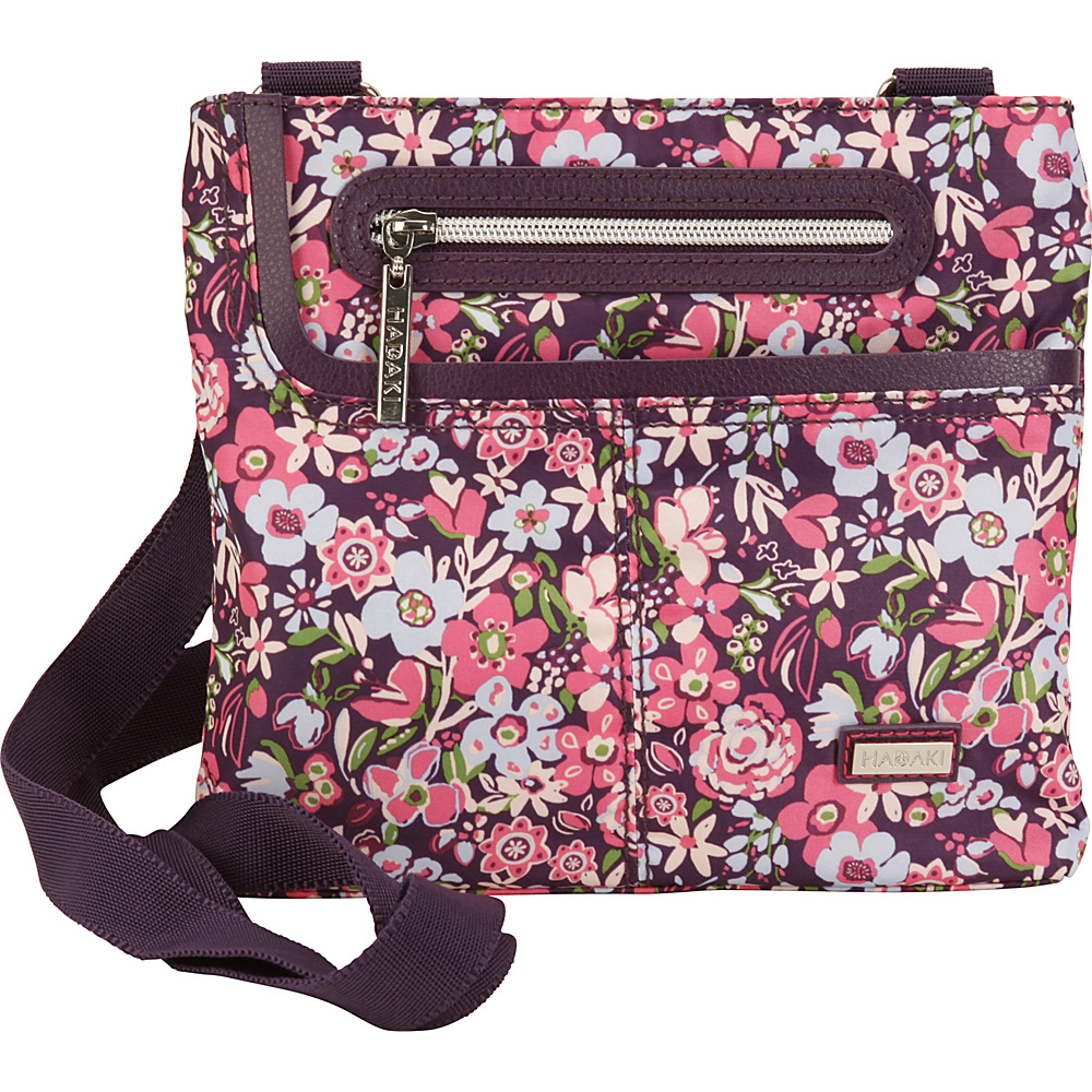 Hadaki Mini Me Crossbody Blossoms - Hadaki Fabric Handbags - Handbags, Fabric Handbags