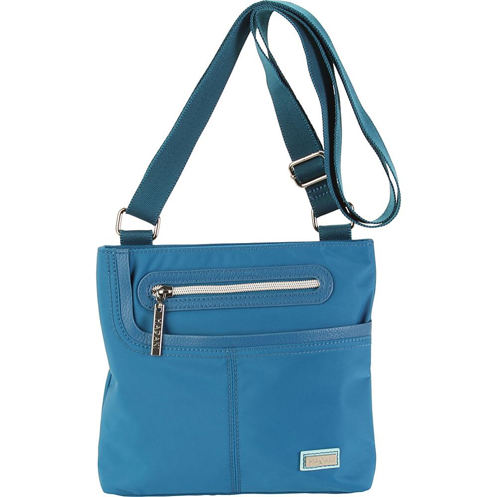 Hadaki Mini Me Crossbody Ocean Solid - Hadaki Fabric Handbags - Handbags, Fabric Handbags