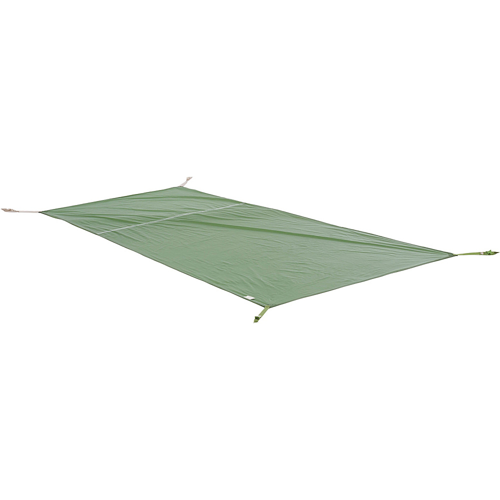 Big Agnes Seedhouse SL 2 Footprint Green Big Agnes Outdoor Accessories