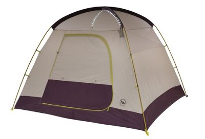Big Agnes Yellow Jacket mtnGLO Tent Stone/White - Big Agnes Outdoor Accessories