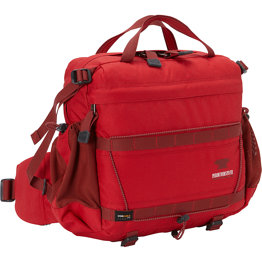 Mountainsmith Day Waistpack Heritage Red Mountainsmith Day Hiking Backpacks