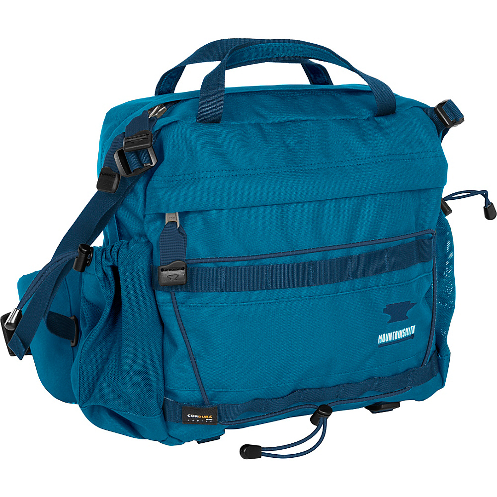 Mountainsmith Day Waistpack Glacier Blue Mountainsmith Day Hiking Backpacks