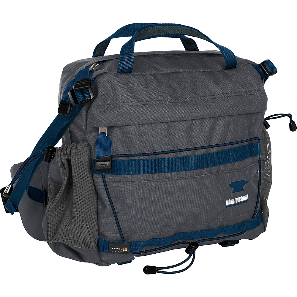 Mountainsmith Day Waistpack Anvil Grey Mountainsmith Day Hiking Backpacks