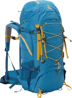 Mountainsmith Pursuit 50 Hiking Backpack Glacier Blue - Mountainsmith Day Hiking Backpacks