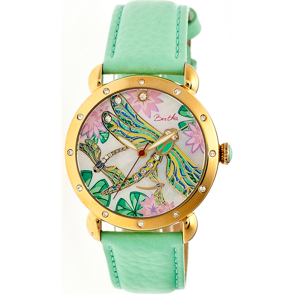 bertha watches jennifer ladies watch 5 colors