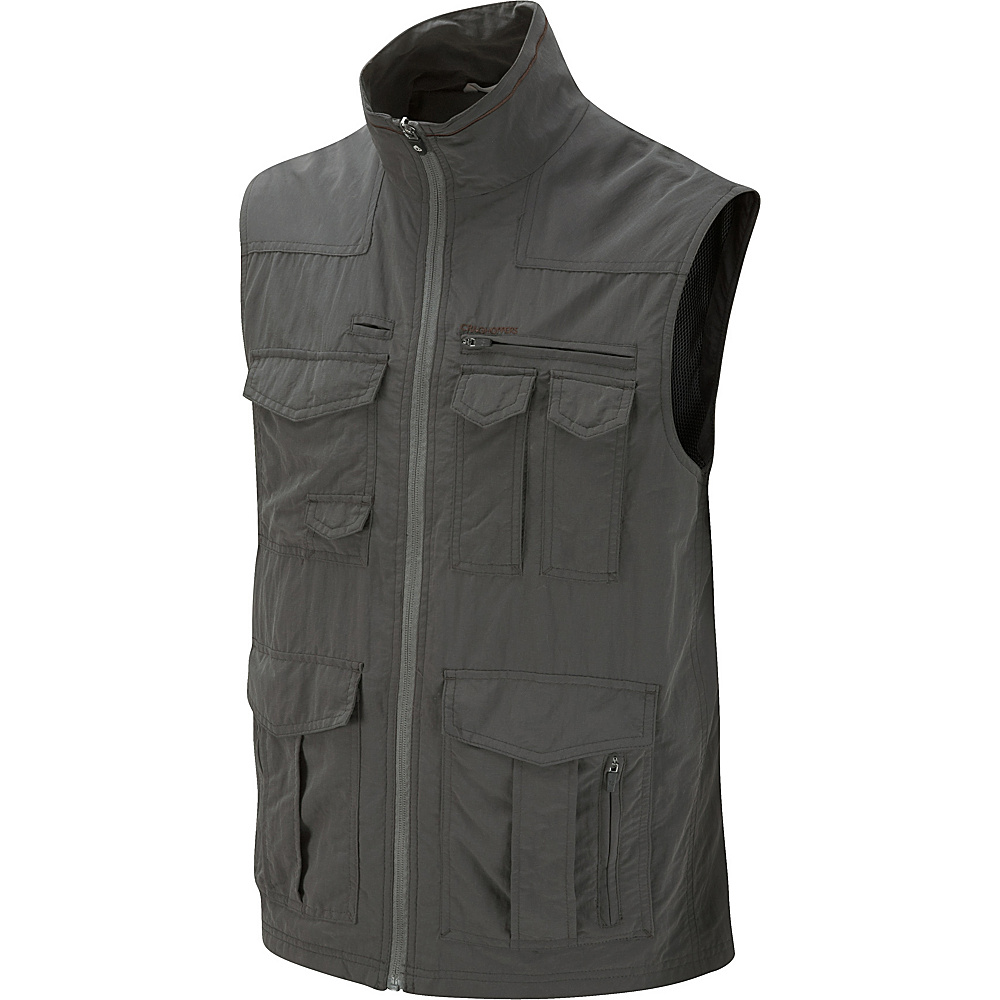 Craghoppers Nat Geo Sherma Gilet XL Black Pepper Craghoppers Men s Apparel