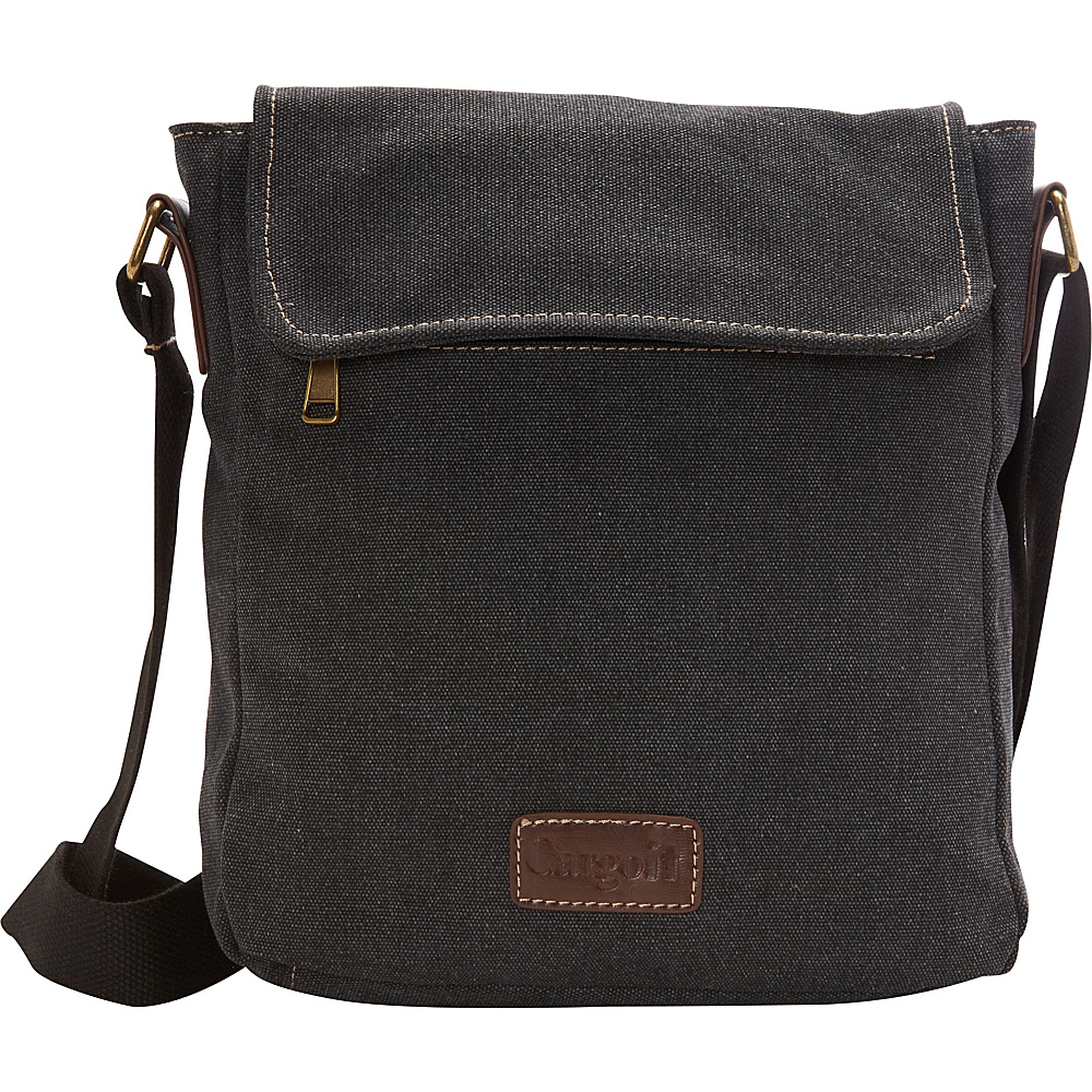 Sun N Sand Essex Crossbody Bag Charcoal - Sun N Sand Fabric Handbags - Handbags, Fabric Handbags