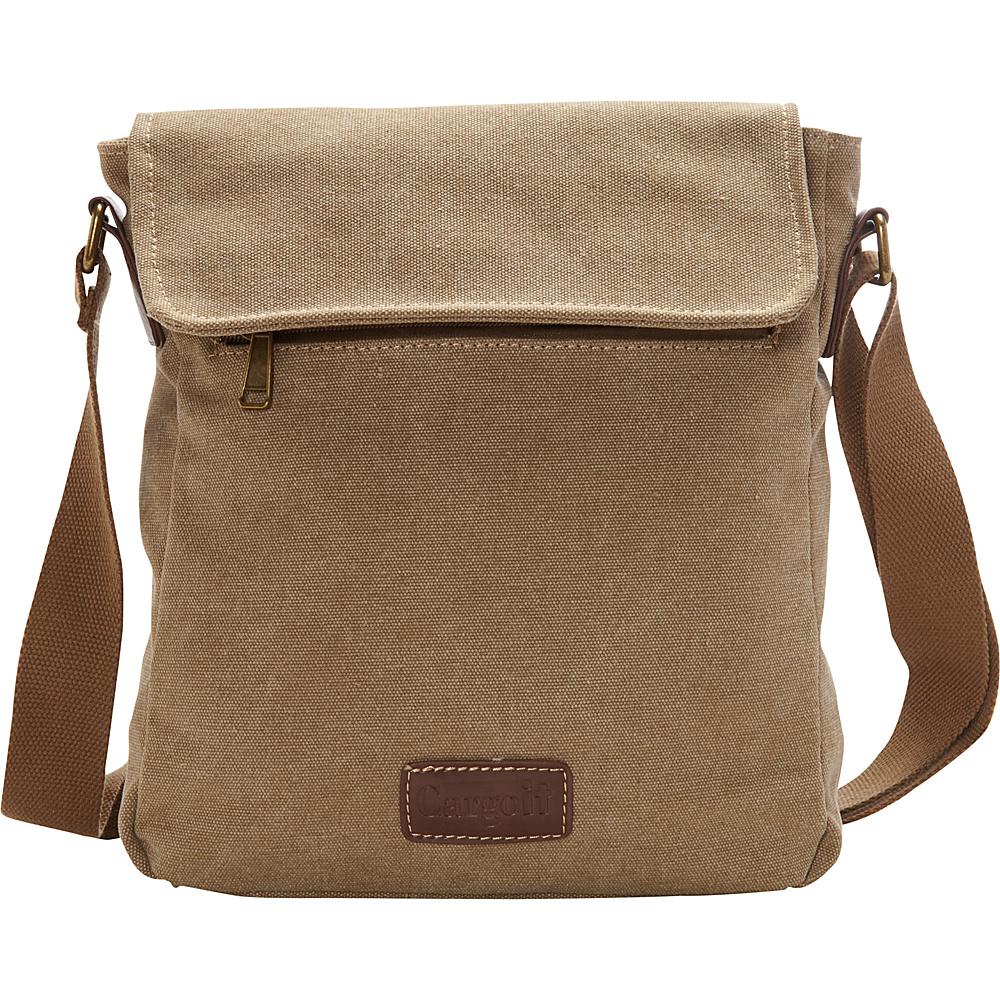 Sun N Sand Essex Crossbody Bag Khaki - Sun N Sand Fabric Handbags - Handbags, Fabric Handbags